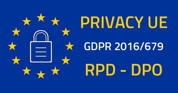 GDPR Regolamento Europeo sulla Privacy 679/2016 art.60