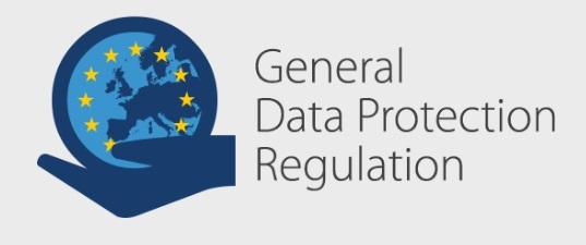 GDPR Regolamento Europeo sulla Privacy 679/2016 art.74